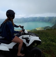 Quad Bike Tour Sete Cidades (1 Person / 1 quad bike) - Half Day