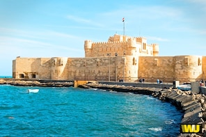Alexandria private day trip from Cairo or Giza