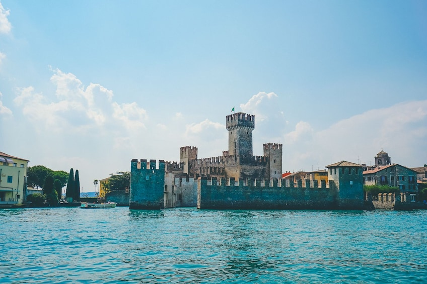 Show item 3 of 10. Sirmione and Lake Garda tour