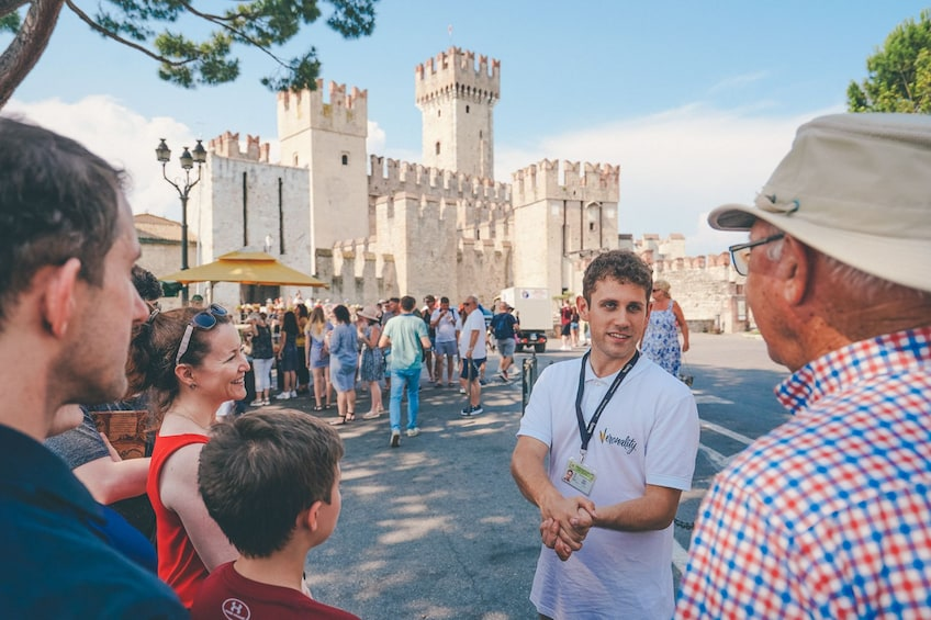 Show item 4 of 10. Sirmione and Lake Garda tour