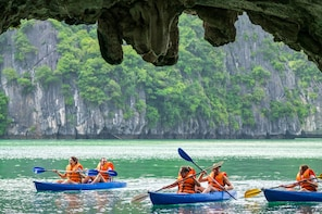 Luxury Halong Bay Day Cruise