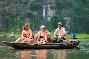 Full Day Trang An Boating, Mua Cave & Tuyet Tinh Coc Pagoda