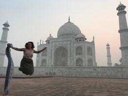 Same Day Taj Mahal Trip by Gatimaan Express Train from Delhi