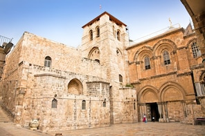 Bethlehem and Jerusalem Day Biblical Tour from Jerusalem