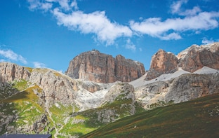 The Grand Dolomites Tour from Lake Garda