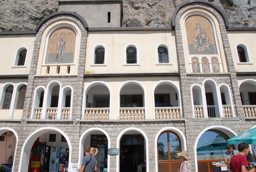 Show item 4 of 7. Private Excursion to Monastery Ostrog from Dubrovnik