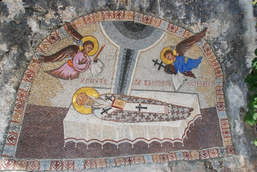 Show item 5 of 7. Private Excursion to Monastery Ostrog from Dubrovnik