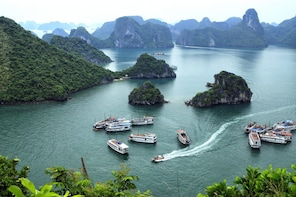 Full Day Halong Bay Premium Cruise