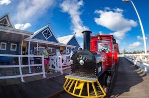 Busselton Jetty, Train Ride & Underwater Observatory