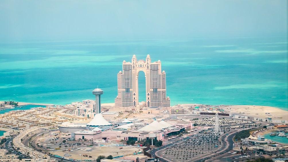 Premium Abu Dhabi Day Trip with Lunch from Dubai