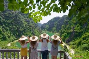 Full-Day Hoa Lu – Mua Cave – Tam Coc Luxury Tour