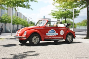 Discovery Tour in VW Beetle Convertible