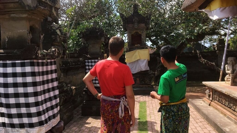 Show item 3 of 9. Best of Ubud: Monkey Forest, Temple, Waterfall and more