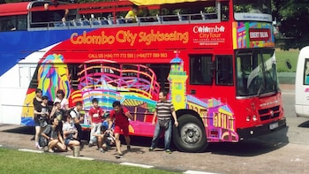 Heritage of Colombo By Open Deck