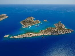 Shared Kekova and Sunken City Tour From Kas Harbor inc.Lunch