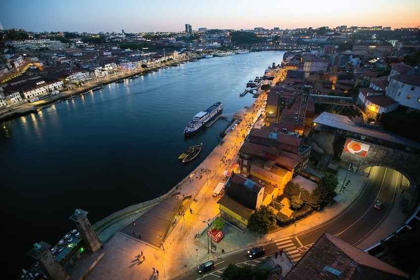 Show item 2 of 6. Porto By Night: Fado Tour With Dinner - Shared Group