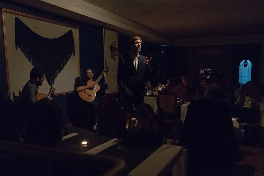 Show item 6 of 6. Porto By Night: Fado Tour With Dinner - Shared Group