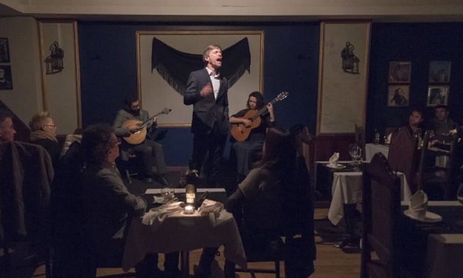Show item 1 of 6. Porto By Night: Fado Tour With Dinner - Shared Group
