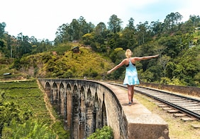 Full Day Ella Sightseeing Tour from Nuwara Eliya