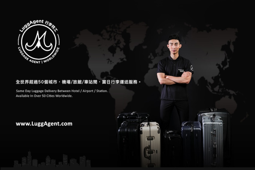 Dali Airport Same Day Luggage Services