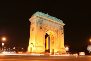 Bucharest Evening Tour and Traditional Dinner – 3 hours