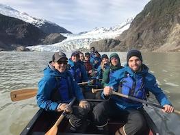 Mendenhall Glacier Canoe Tour