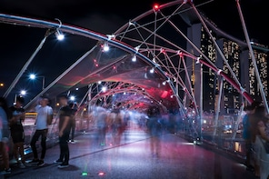 Singapore Night Photography Walkabout