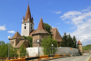Half day tour in the Surroundings of Sibiu
