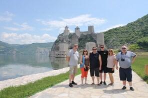 Shared group tour to the Iron Gates gorge