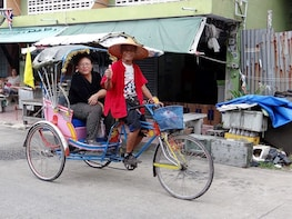 Countryside Rickshaw Tour