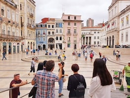 Fátima and Coimbra Full-Day Shared Group Tour