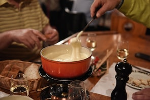 Private Trip From Geneva to Gruyeres: cheese & chocolate