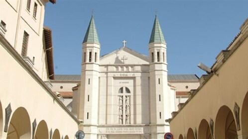 Basilica of Santa Rita in Cascia, Italy
