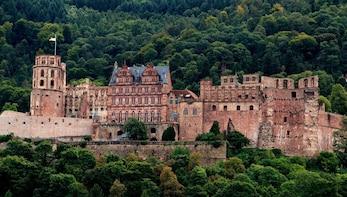 Heidelberg Private Walking Tour Old Town wih Castle Visit