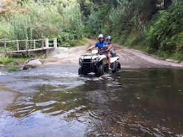 Quad Bike Tour Lagoa do Fogo (2 Persons / 1 Quad bike) - Half Day