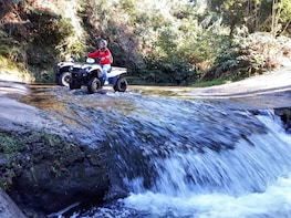 Quad Bike Tour Lagoa do Fogo (1 Person / 1 Quad bike) - Half Day