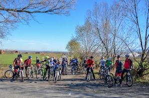 Private Biking Tour in the Surroundings of Sibiu