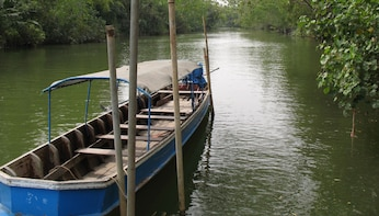 River Trip at Pranburi
