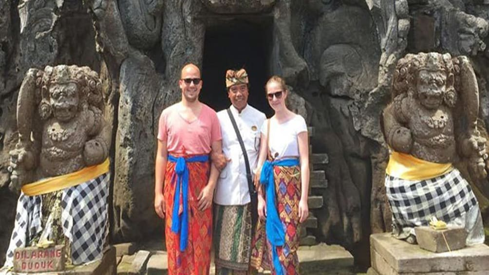 Show item 2 of 9. Full Day Ubud Tour: Culture, Arts show, Waterfall &Rice view