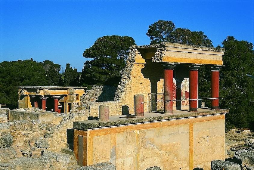 Show item 1 of 5. Knossos Palace