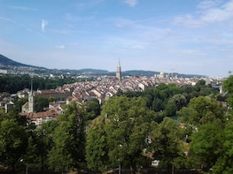 Bern city tour with private tourguide - starts from Lucerne