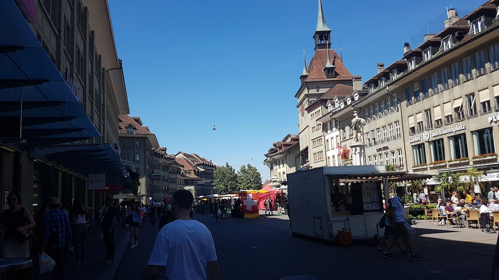 Show item 5 of 9. Bern city tour with private tourguide - starts from Zurich