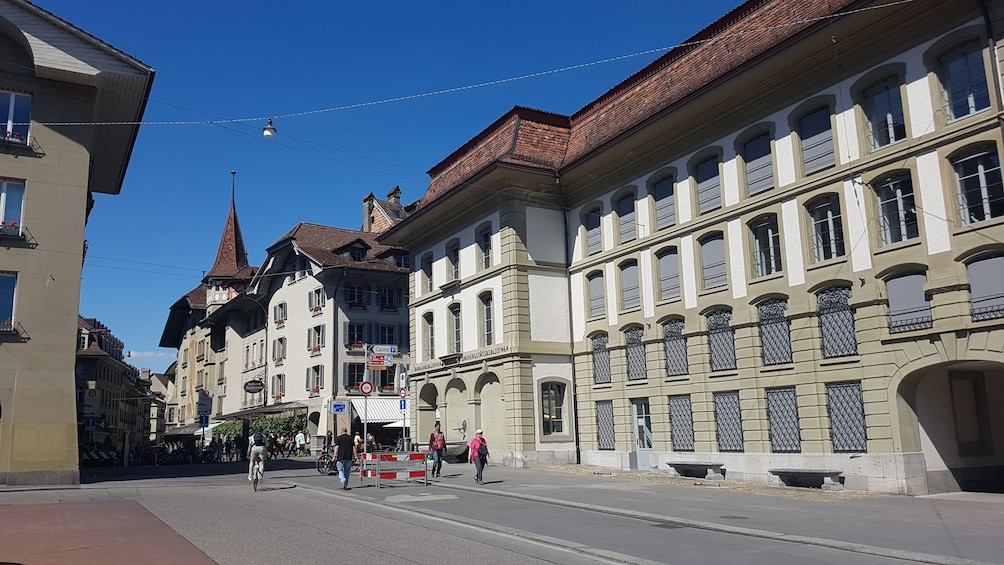 Show item 3 of 9. Bern city tour with private tourguide - starts from Zurich