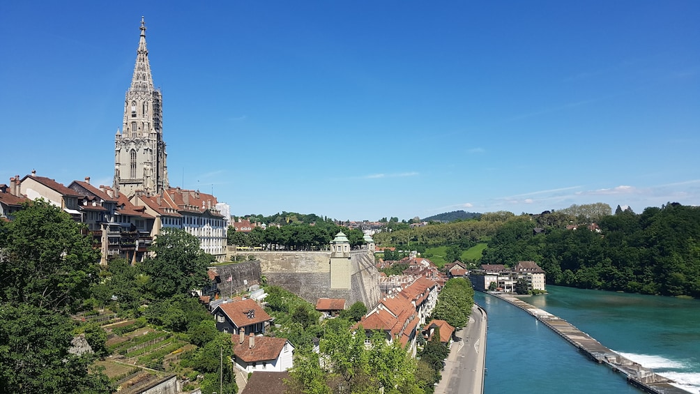 Show item 1 of 9. Bern city tour with private tourguide - starts from Zurich