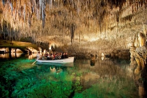 Caves Drach Half day Tour with music concert and boat trip