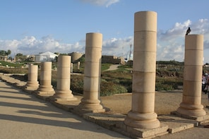 Caesarea, Haifa, Acre and Rosh Hanikra Tour from Jerusalem