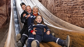 Super Saver - Salt Mine Tour + Original Sound of Music Tour®