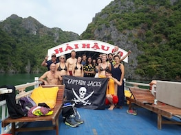 1 Day Tour to Ha Long and Lay Hay Bay
