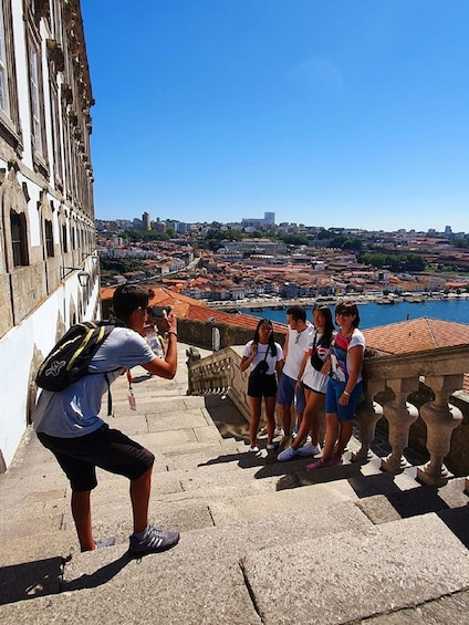 Show item 3 of 8. Porto City Tour - Half Day - Shared Group