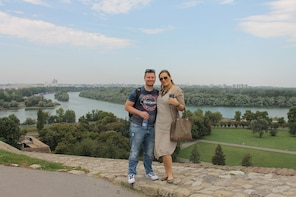 Private city tour Belgrade between East and West